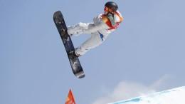 17-Jähriger gewinnt Snowboard-Gold