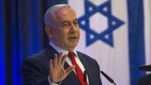 Netanjahu kritisiert Reaktion aus Europa
