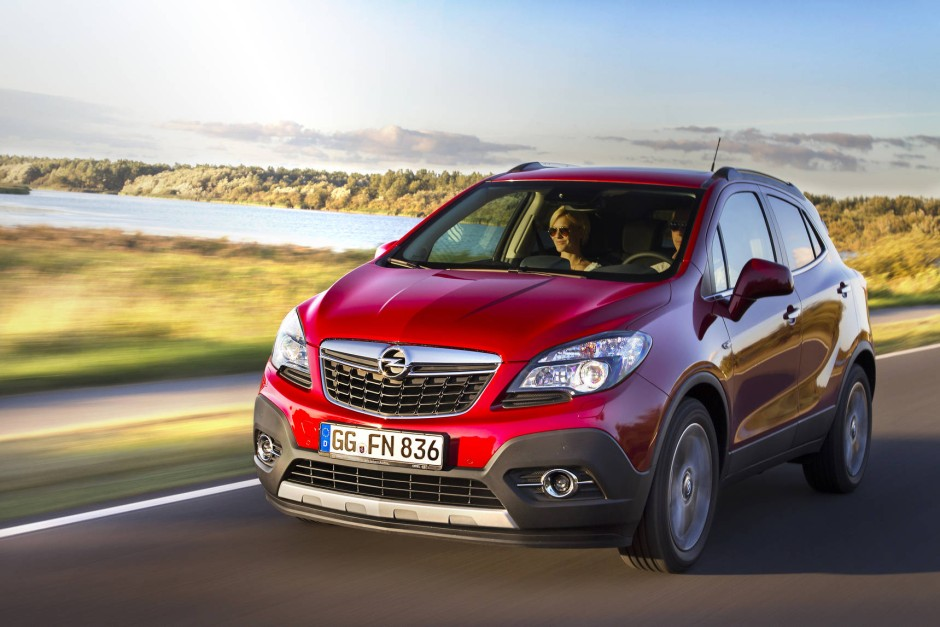 bild zu der neue opel mokka 1 6 cdti im test bild 1 von 1 faz. Black Bedroom Furniture Sets. Home Design Ideas
