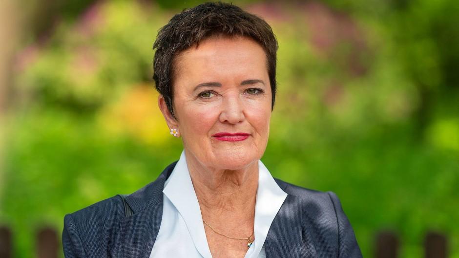 Kämpft für Frauenrechte: Stadträtin Rosemarie Heilig