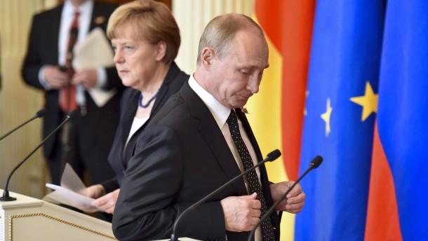 """""""Keine Annexion der Krim"""""""