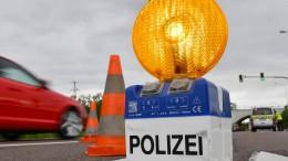 Zahl der Verkehrstoten im ersten Halbjahr leicht gesunken