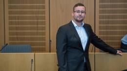 Gericht verurteilt AfD-Politiker Münzenmaier zu Bewährungsstrafe