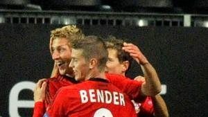 Kießling kommt und trifft für Leverkusen