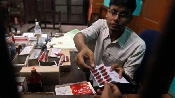 Indien will Arzneimittel gratis verteilen
