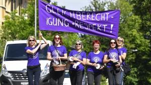 """""""Die Schweiz ist ein Entwicklungsland bei der Gleichberechtigung"""""""