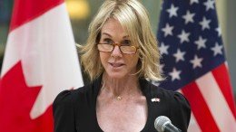 Amerikas Botschafterin in Kanada soll UN-Posten übernehmen