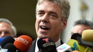 Venezuela weist deutschen Botschafter aus