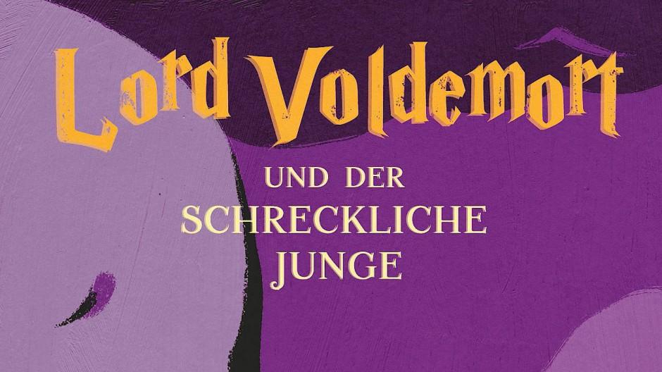 Würden wir gern lesen: Voldemorts Sicht der Dinge