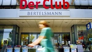 Bertelsmann schließt seinen Buchclub