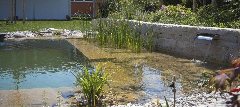 GroBartig Wasser Im Garten: Fontänen, Wasserspiel, Naturteich