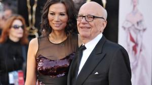 Murdoch einigt sich mit dritter Ehefrau über Scheidung