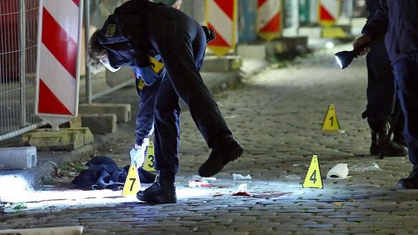 55 Jahre alter Mann stirbt nach Angriff in Dresden
