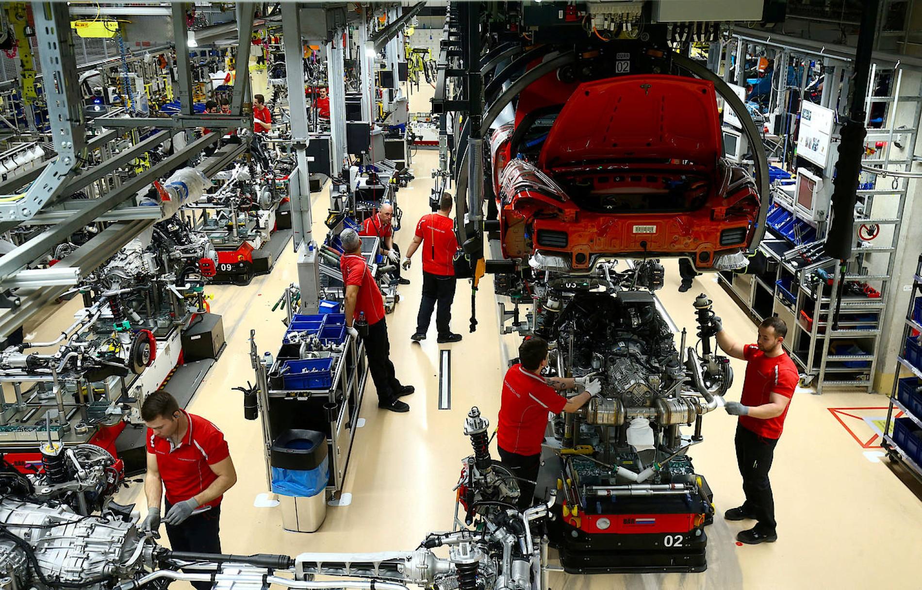 Porsche,Razzia Keine weitere Arbeit im Untreue,Verdacht