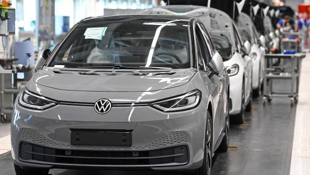 VW bringt den ID.3 im September