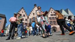 Immer mehr Übernachtungen in Hessen