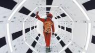 """Kubricks Kultfilm """"2001: Odyssee im Weltraum"""" hat Ligetis Musik sehr bekannt gemacht."""