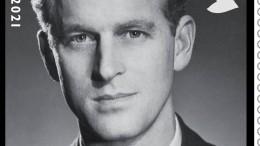 Royal Mail gibt Briefmarken im Gedenken an Prinz Philip heraus