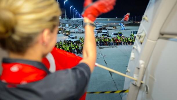 Bald mehr Flüge als vor der Air-Berlin-Pleite