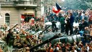 50 Jahre nach dem Prager Frühling: Wie verhält sich Russland zu potentiellen Partnern in Wirtschaft, Politik und Sicherheitsfragen?