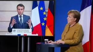 Warum Paris und Berlin schwer zueinanderfinden