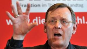 Ramelow: Klaus Ernst hat total versagt