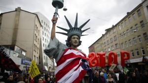 Gabriel gegen TTIP - alle gegen Gabriel