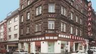 Heim für Werktätige: Den ersten Bauhaus-Markt gründete Heinz-Georg Baus mit seinem Vater 1960 in Mannheim.