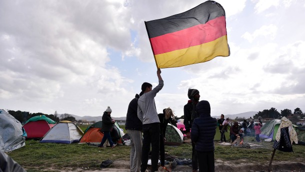 Germany – leader in disruptive times