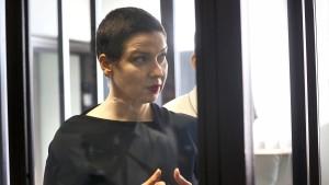 Regime-Gegnerin Marija Kolesnikowa in Belarus zu elf Jahren Haft verurteilt