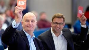 SPD stimmt für Koalition mit CDU und Grünen