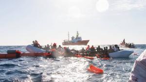 50 Städte wollen gerettete Flüchtlinge aufnehmen