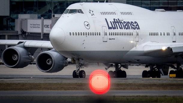 Lufthansa fliegt bis Ende April nicht nach China