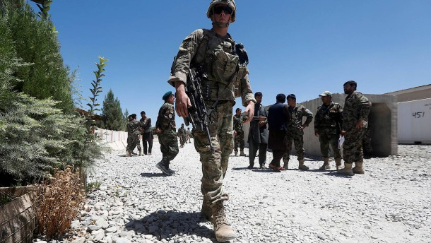 Richtig abziehen aus Afghanistan