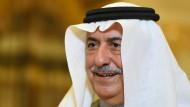 Saudi-Arabiens neuer Außenminister Ibrahim al Assaf