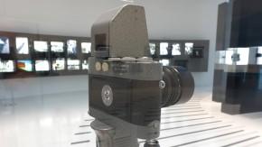 Stilvoll präsentierte Militärtechnik: Mit diesen umgerüsteten Leicas fotografierten Piloten der U.S. Navy die Raketentransporter während der Kuba-Krise
