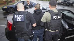 Hunderte Festnahmen bei Razzien gegen Einwanderer ohne Papiere