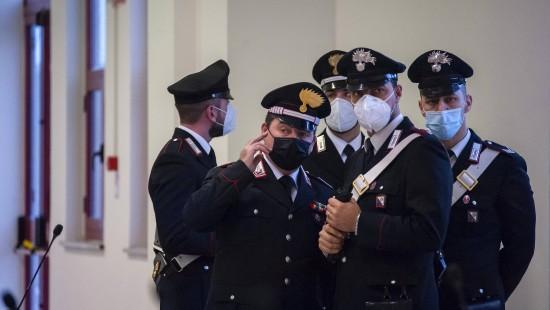 Auftakt zu riesigem Mafia-Prozess in Süditalien
