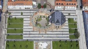 Hanau wird zur Großstadt
