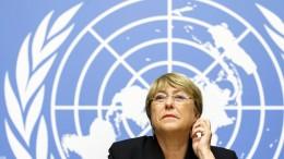 UN-Kommissarin hält den Klimawandel für die größte Gefahr für Menschenrechte