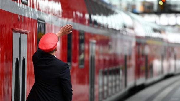 Mehr Gewalt gegen Bahnbeschäftigte im Corona-Jahr 2020