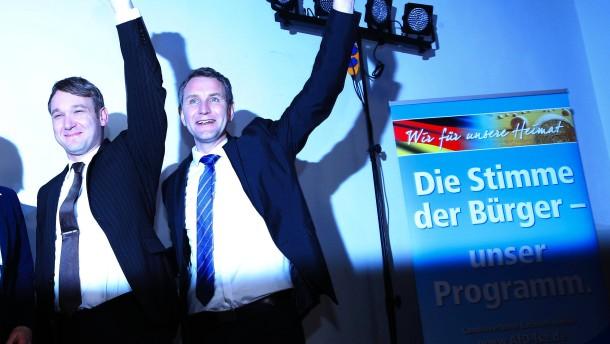 Deutsche neigen europaweit am wenigsten dem Populismus zu