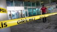Polizei nimmt 13 Terrorverdächtige fest