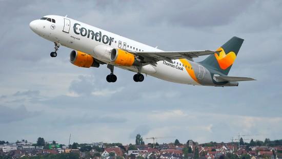 Condor fliegt weiter