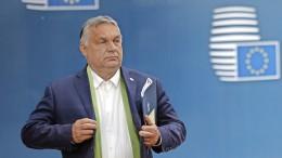 Finanzinvestoren stützen Orbán