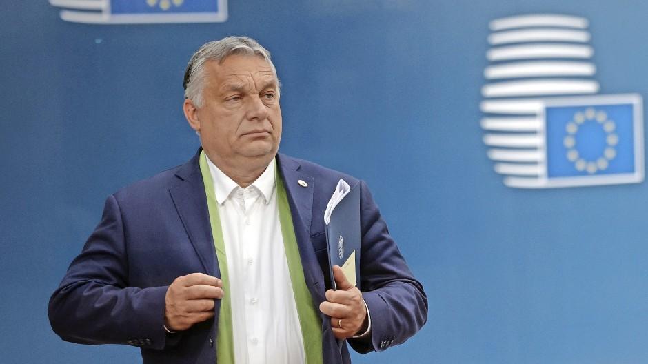 Frisches Geld durch Investoren: Ungarns Regierungschef Viktor Orbán