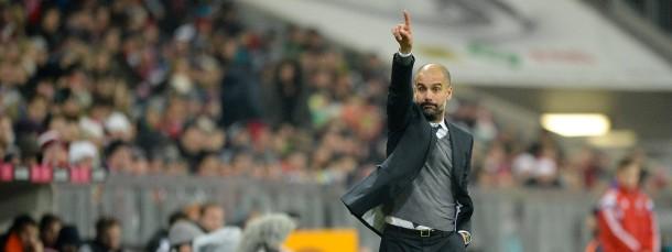 Geldwerter Vorteil: Bayern Trainer Pep Guardiola verdient rund 12 Millionen Euro im Jahr und liefert dafür im Schnitt 2,64 Punkte pro Spiel