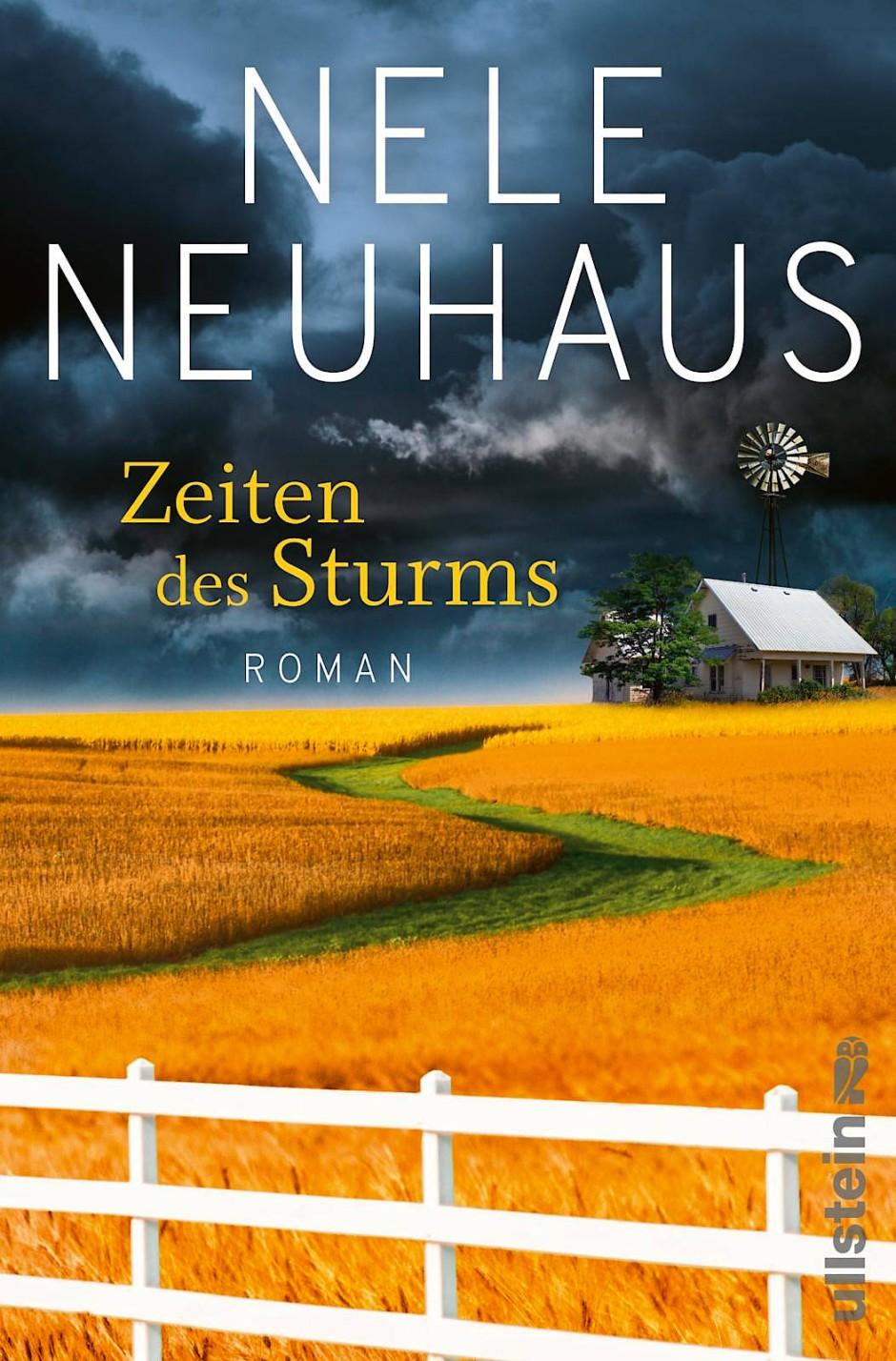 Zeiten des Sturms: Roman (Sheridan-Grant-Serie, Band 3) von Nele Neuhaus, Verlag: Ullstein Paperback