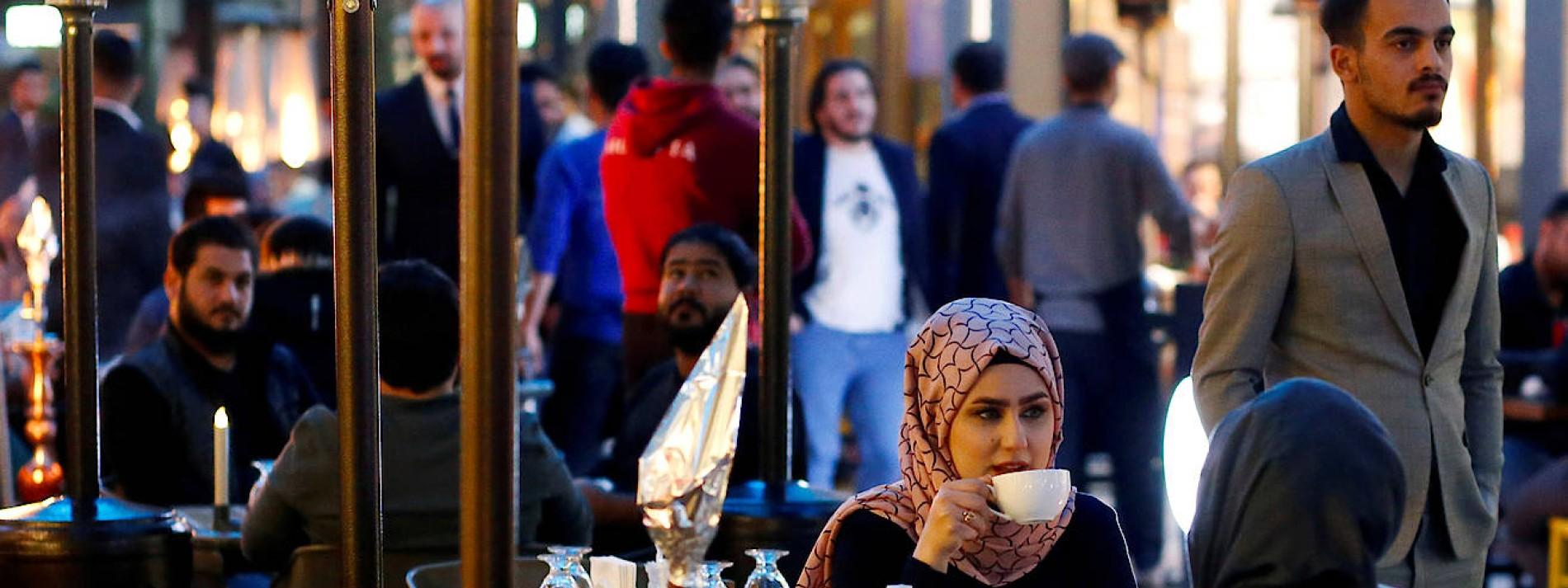 Die Freuden Bagdads
