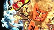 Leuchtende Fabelwesen begeistern Millionen Japaner